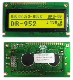 NHD-12232AZ-FL-YBW